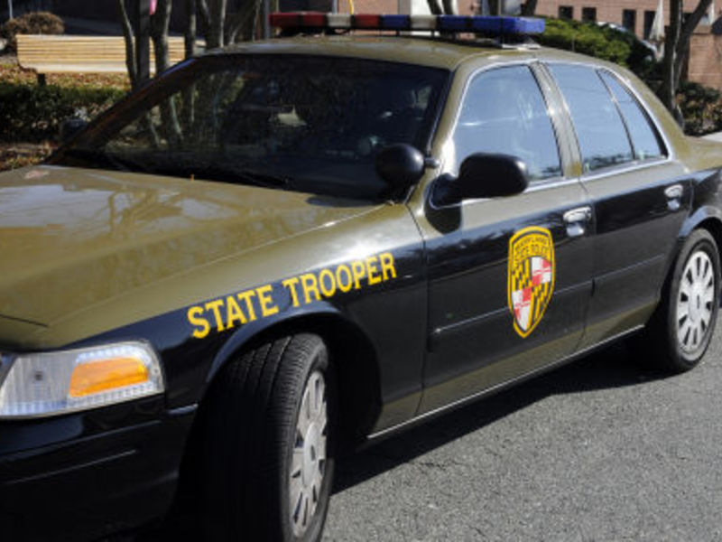 Drunk driver hits state patrol vehicle in new carrollton for Gaithersburg motor vehicle administration gaithersburg md