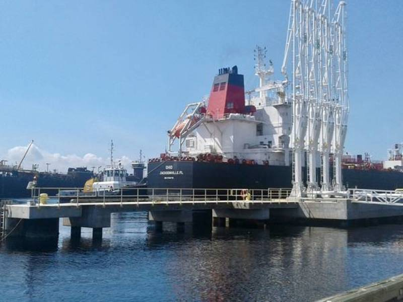 Port Tampa Bay To ReOpen To Fuel Tankers Cruise Ship Headed Home - Cruise ship fuel