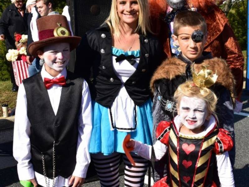 Good News! Halloween Parades | Coma Recovery | Outlet Anniversary ...