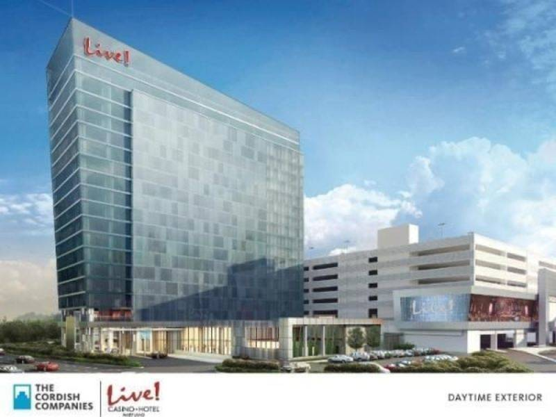 Maryland Live Hotel Now Hiring 500 Via Arundel Mills Center