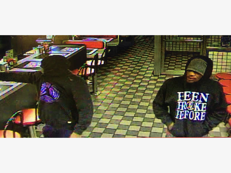 Waffle House Customer Shoots At Armed Robbers, Photos Released