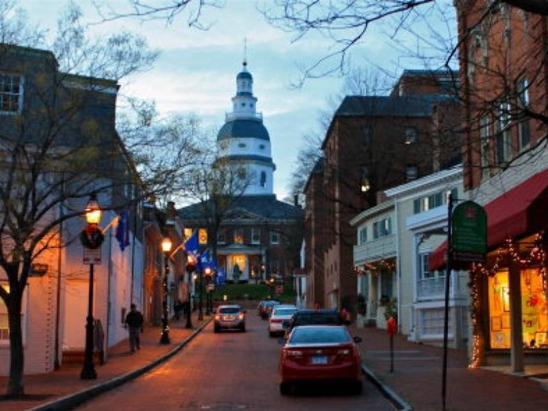 Annapolis Named One Of The South S Prettiest Cities
