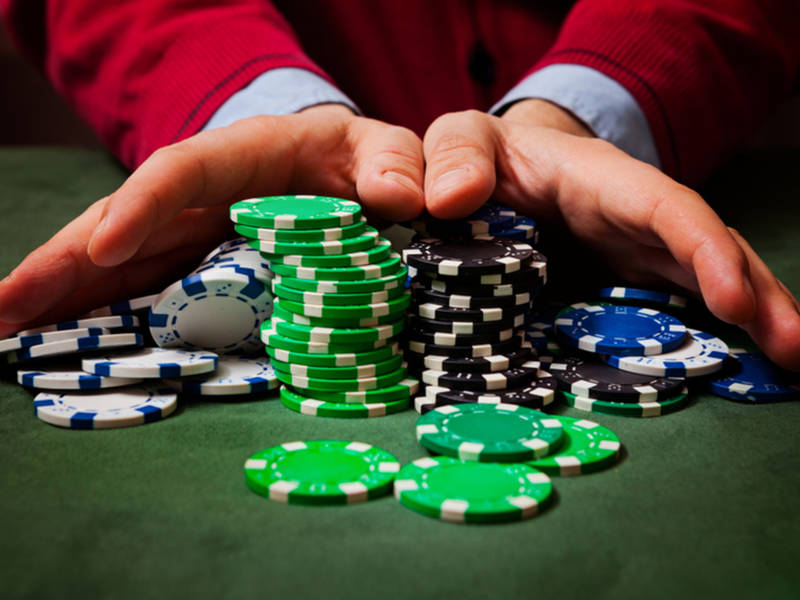 Ultimate texas holdem trips bet