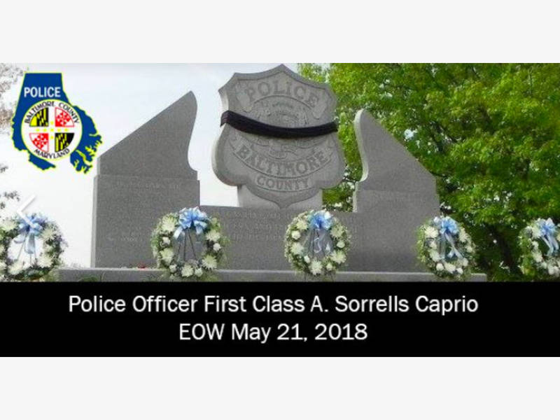 Dog Lover, Wife, Biker: Meet Slain Officer Caprio | Patch PM