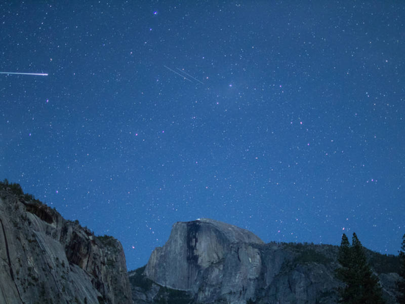Orionid Meteor Shower: See Them Before They Peak In Maryland