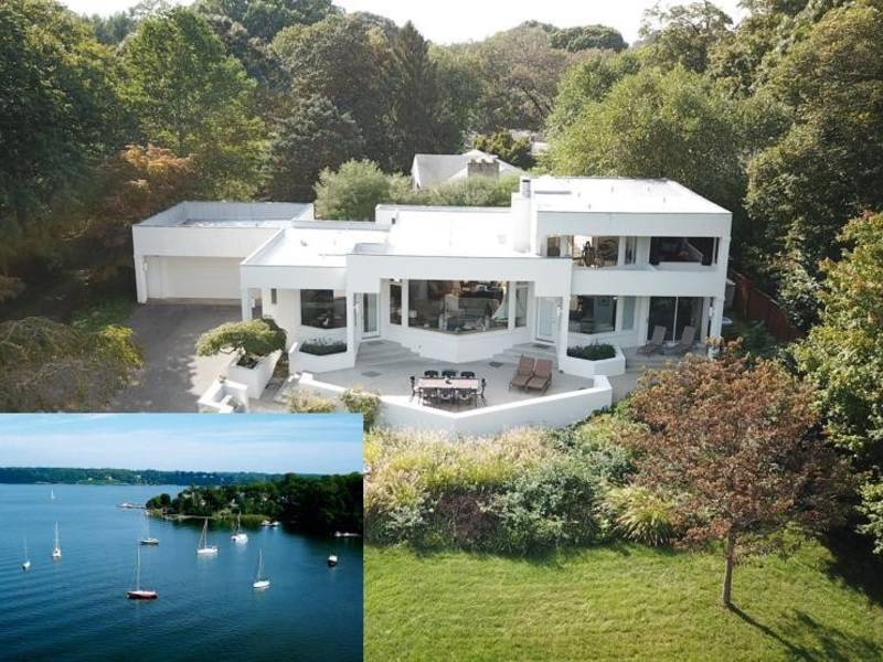 2 15m contemporary annapolis home with water views pool