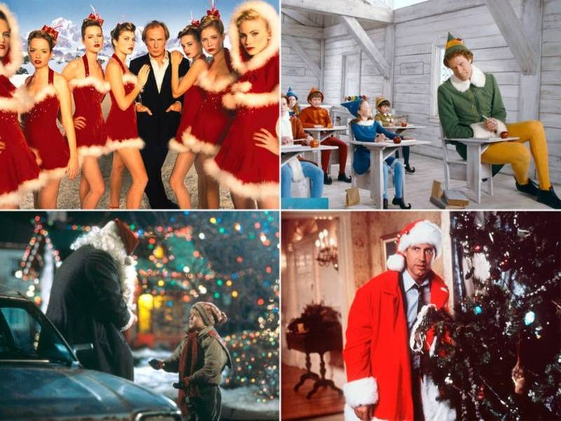 List Of Christmas Movies On Cable, Netflix, Hallmark In 2018 ...