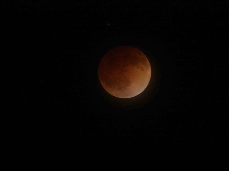 blood wolf moon eclipse denver - photo #2