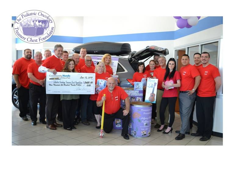 Community Honda Of Orland Park Is A True Member Of The Community