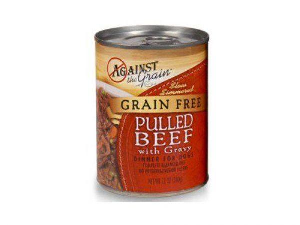 Against the Grain Dog Food Recalled for Pentobarbital
