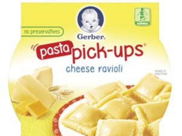 Gerber recalls Cheese Ravioli Pasta Pick-Ups due to labeling error