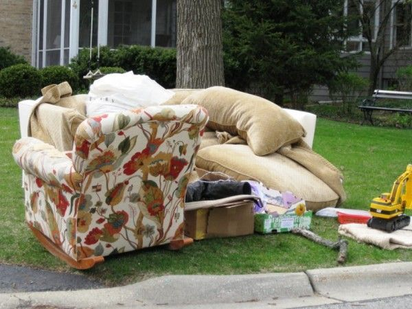 Spring Cleanup Week, Yard Waste Pickup To Start In Plainfield