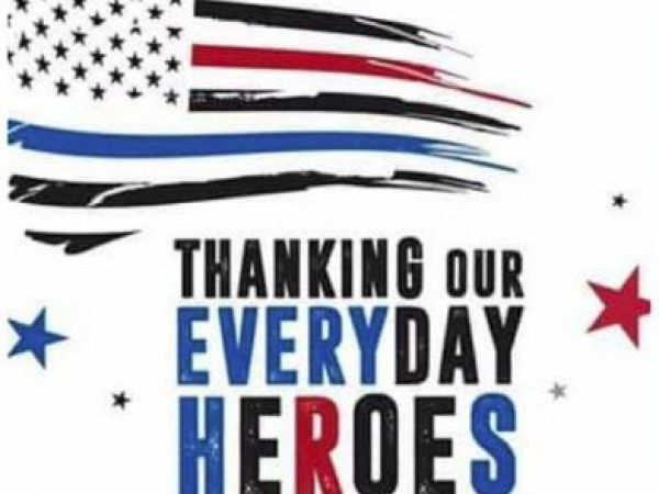 Community Heroes Event Honors Plainfield Police, Firefighters