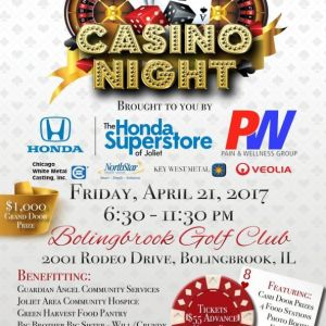 Bolingbrook casino night