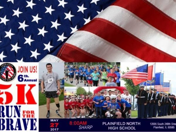 Plainfield Run For The Brave: Early Registration Extended