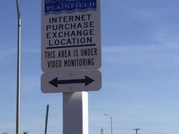 Buying Or Selling Something Online? Make A Safe Exchange At Plainfield PD