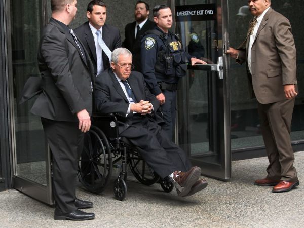 Illinois Board Terminates Hastert's State Lawmaker Pension