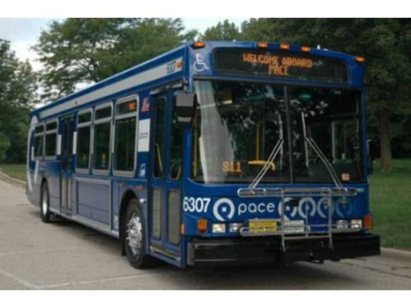 Pace Bus Changes New Trips Non Stop Service Added On