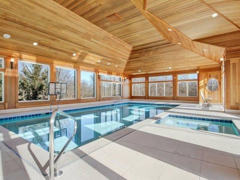Indoor Pool Carol Martin Gatton Beaumont Ymca Custom Project On
