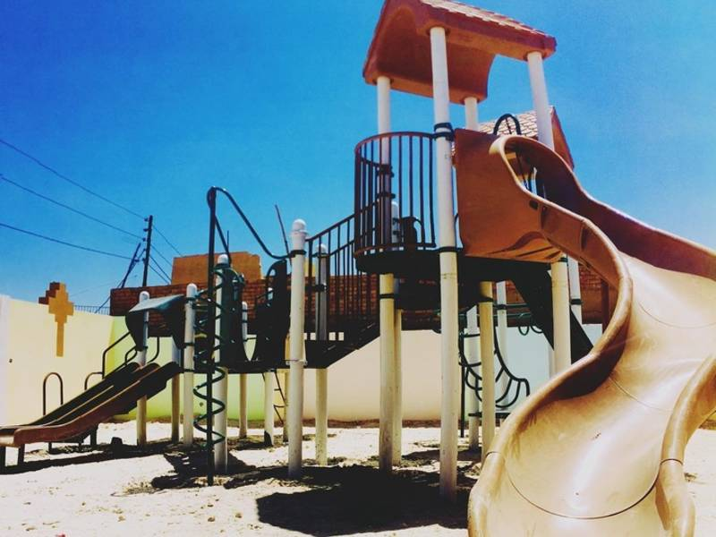 Donated Plainfield Playground Gets Second Life In Iraq
