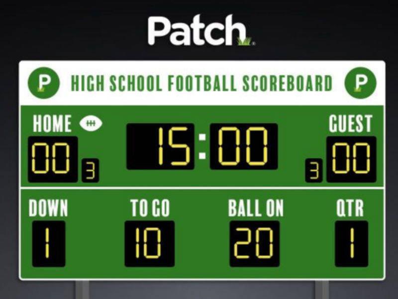 Romeoville Area High School Football Scoreboard 2018 Week 5