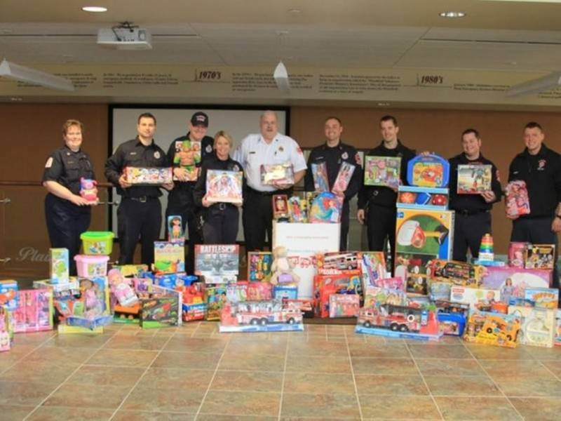 Drop Off Toys For Tots Donations In Plainfield