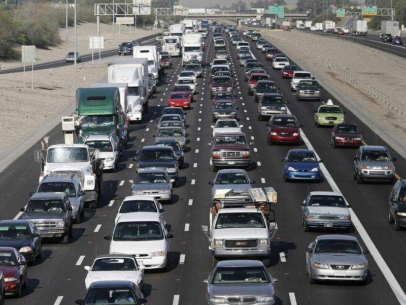 NH One Of America's Worst Places For Driving: Report