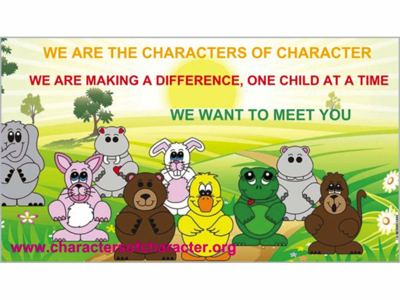 Characters Of Character Reps Help Us Make A Difference - Time differences in us