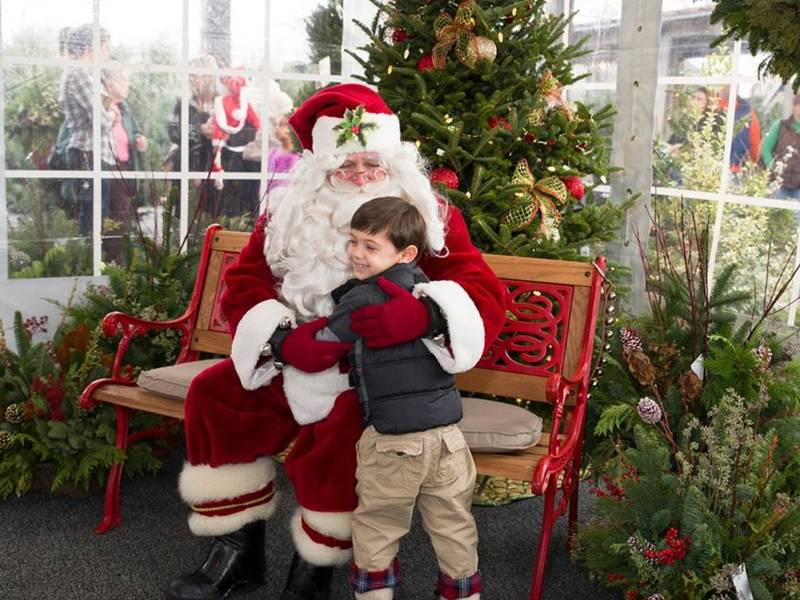 Chalet Rings In Centennial Year With Holiday Events
