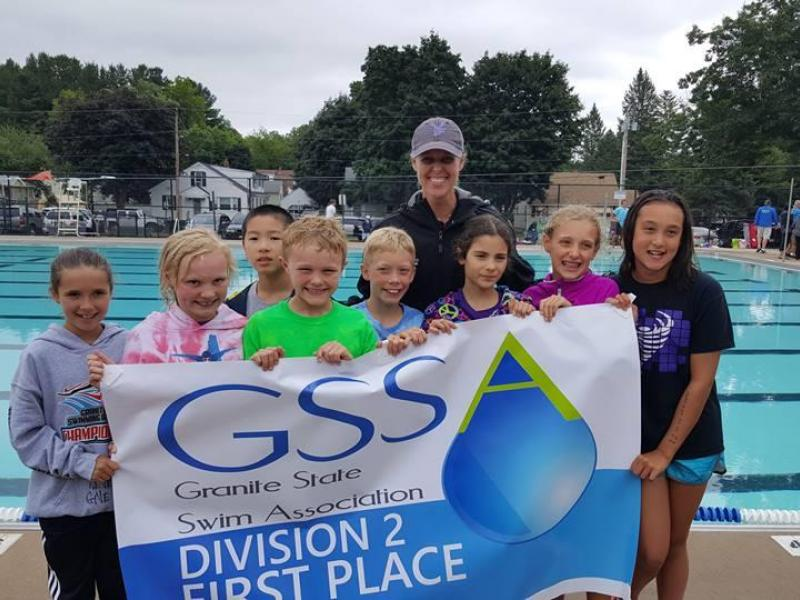 Ymca Of Greater Nashua Storm Swim Team Are The Granite