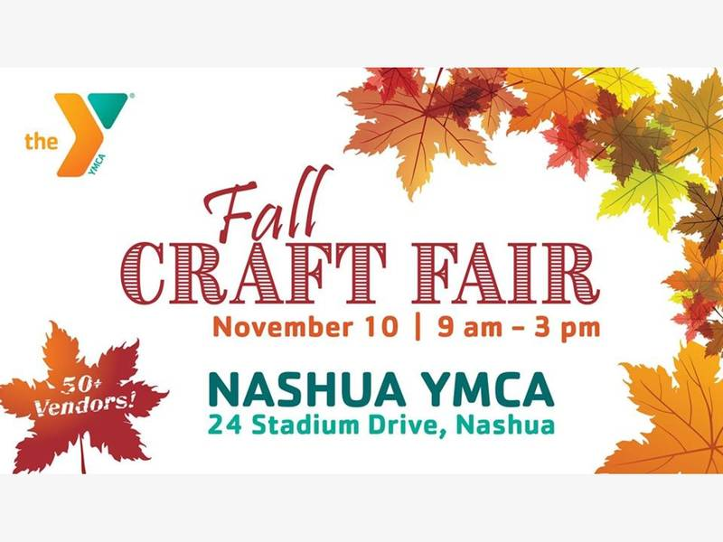 nashua ymca fall craft fair november 10 nashua nh patch