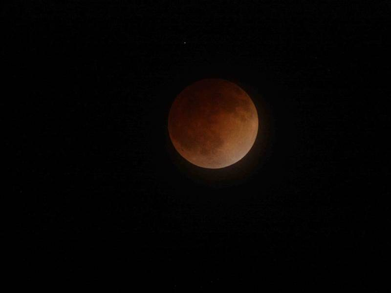 blood wolf moon eclipse denver - photo #40