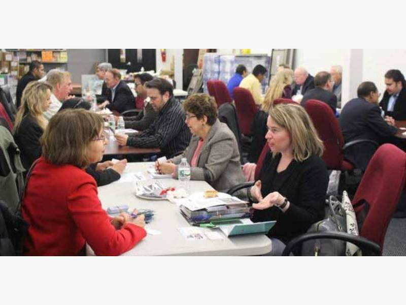 Speed networking returns to parsippany parsippany nj patch speed networking returns to parsippany reheart Choice Image