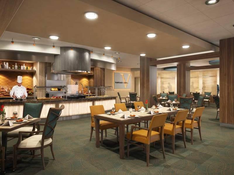 Vantage House Named Best Senior Living Housing Community
