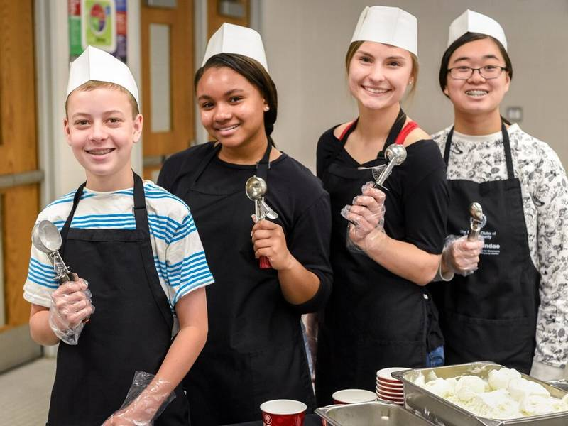 Soup'r Sundae Benefit for Grassroots Set for St. Patrick's Day