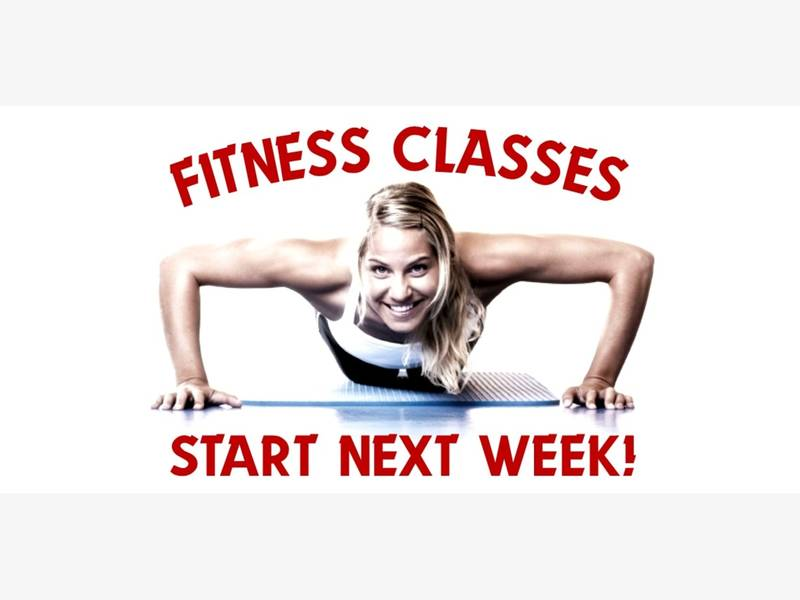 Winter/Spring Fitness and Yoga Classes with the Crystal Lake Park