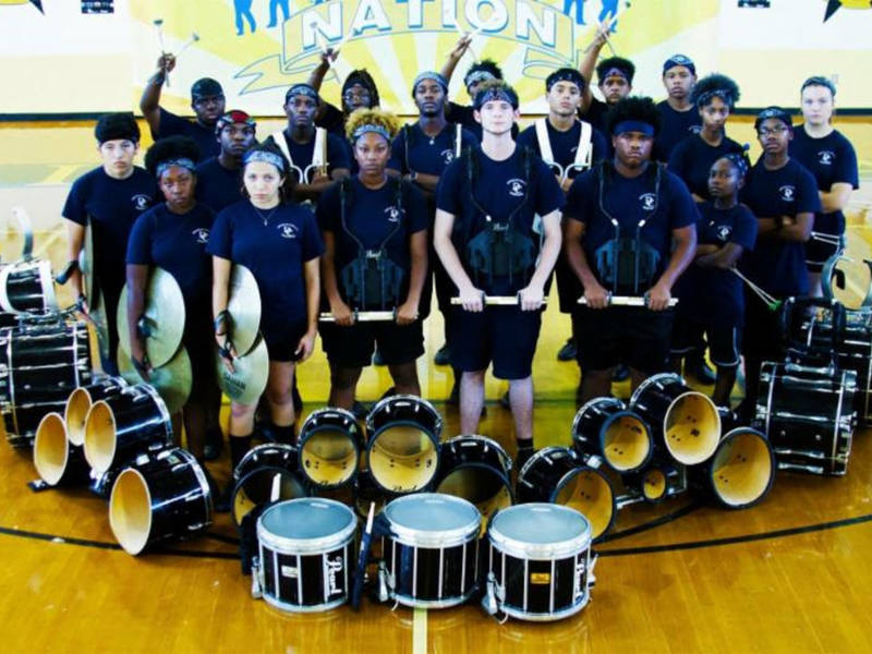 Douglas County High Drumline Wins Top Prize, See Video