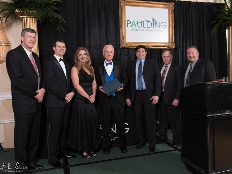 Best Businesses Community Leaders Recognized By Paulding Chamber Dallas Ga Patch