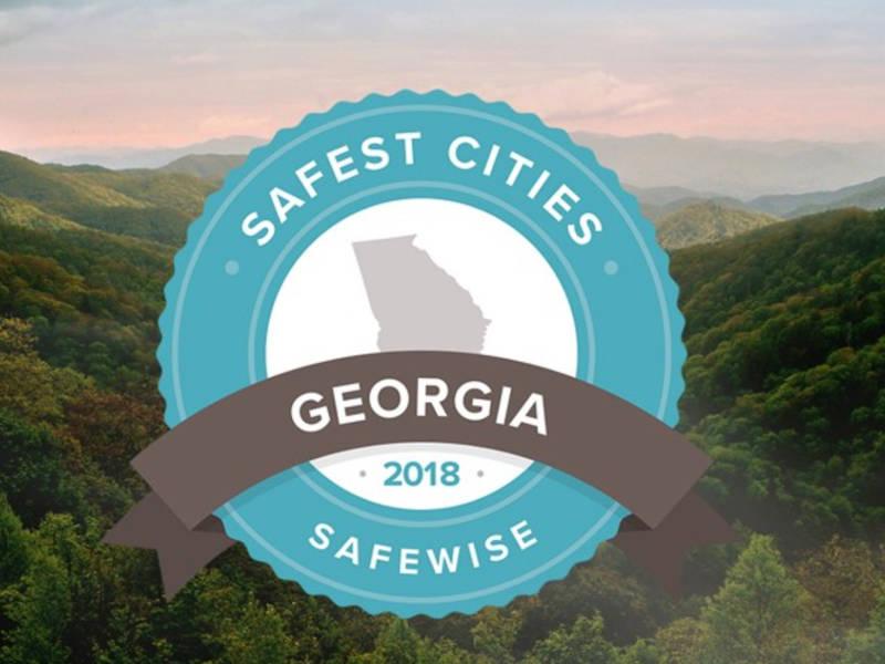 Grayson Suwanee Two Of Georgia S Safest Cities