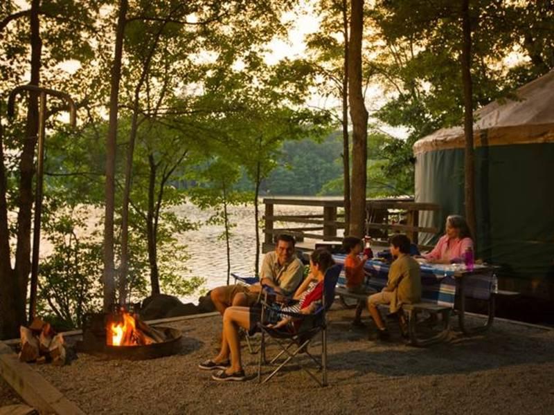 Spring Break Ideas Ten Ways To Get Families Outdoors