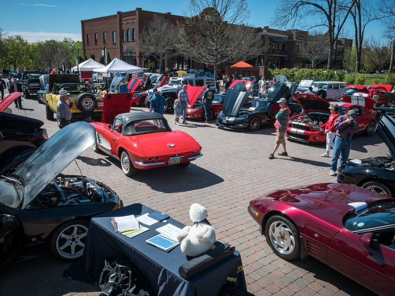 Exotic Cars Take Over Main Street For Duluth Rotary Car Show - Exotic car show near me