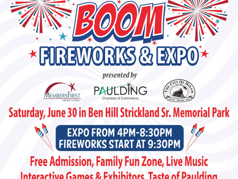 Paulding County 4th Of July Fireworks 2018 Guide Dallas Ga Patch