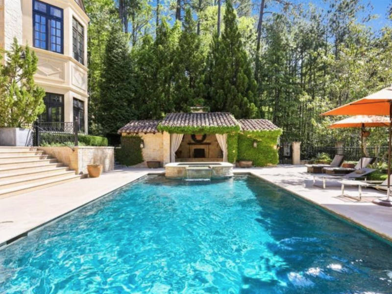 Most Luxurious Homes On The Market In Georgia