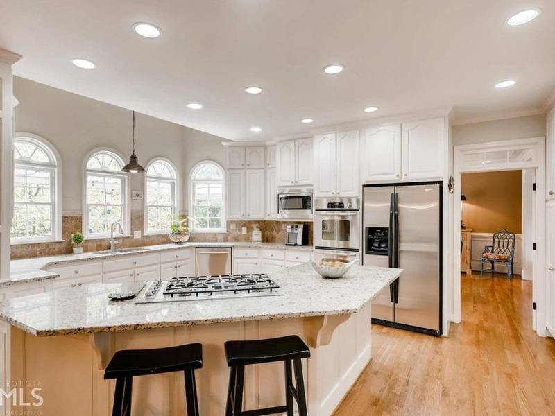 Check Out This New Peachtree Corners Home On The Market