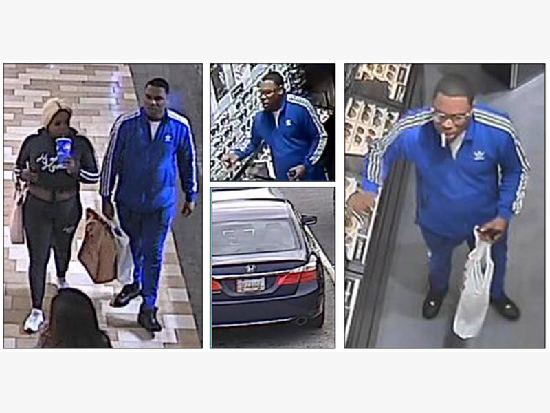 2 people sought after 2 000 in sunglasses swiped reward offered