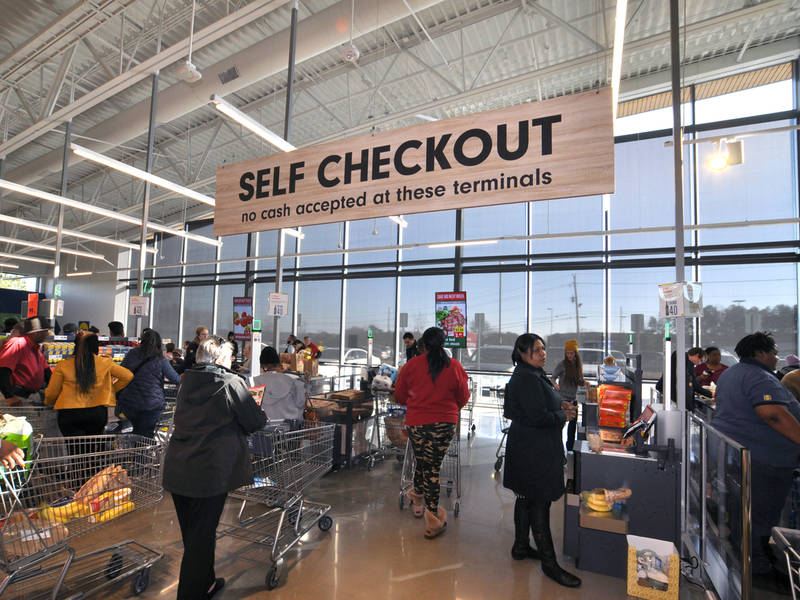 Powder Springs Lidl Now Open, See Photos Here