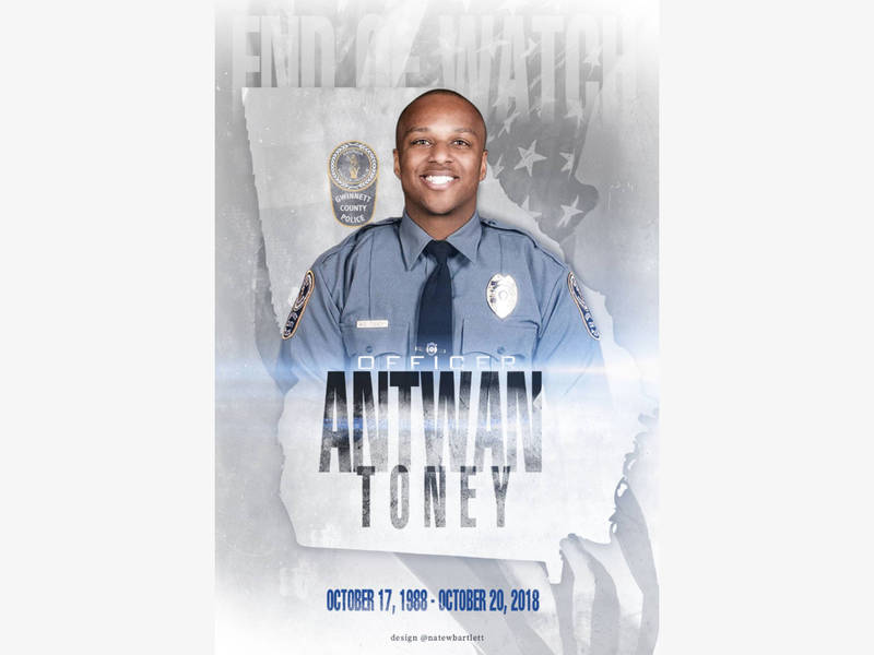 GA Good News: Honoring Slain Officer, Best Hospitals, Distillery