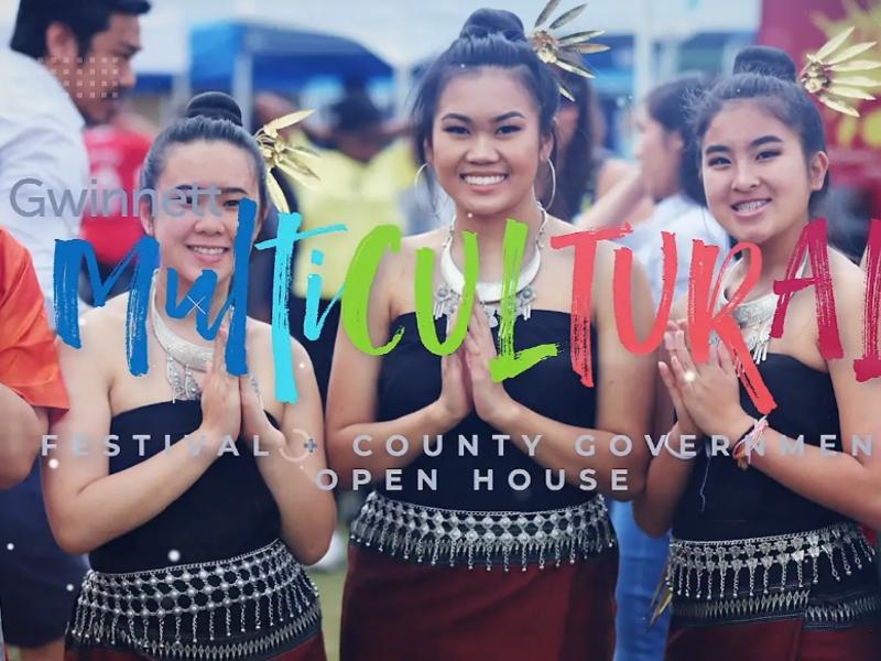 Gwinnett Multicultural Festival Offers Fun, Games, Performances