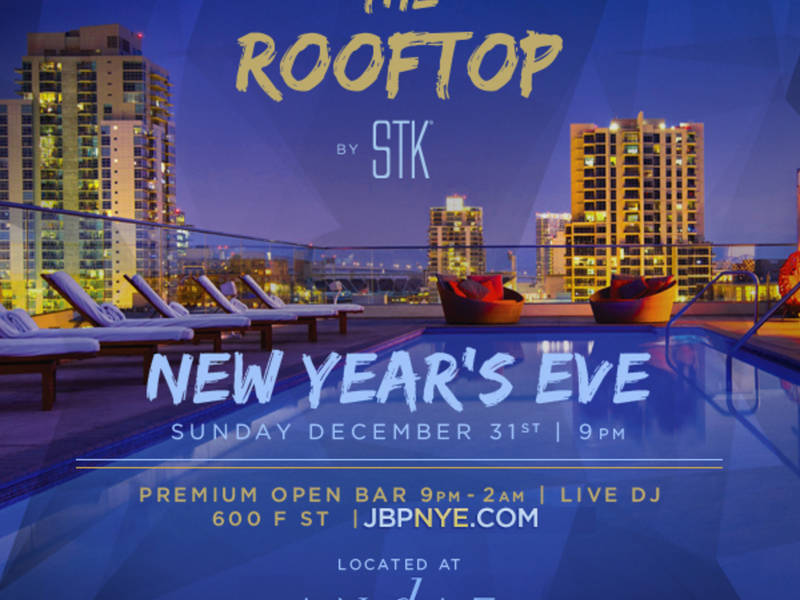 Top 6 Best San Diego New Years Party Events | SD NYE Party ...