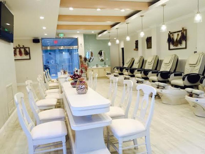 New Nail Salon, Rainlily, Opens in Vienna | Vienna, VA Patch